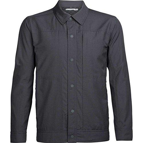 [アイスブレーカー] メンズ ジャケット&ブルゾン Escape Thermo Jacket [並行輸入品] B07DJ1DFKB S