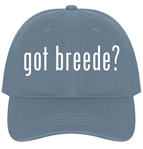 The Town Butler got Breede? - A Nice Comfortable Adjustable Dad Hat Cap, Light Blue