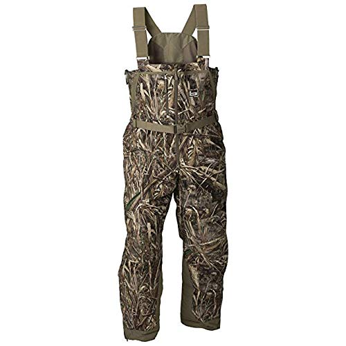 Banded Squaw Creek Bib-Insulated-MAX5-Large