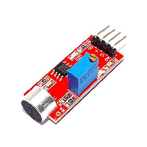 LUFA KY-037 Module de détection de bruit haute sensibilité pour Arduino AVR PIC nouveau