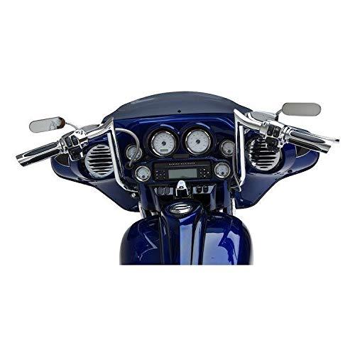 Amazon.com: Arlen Ness cómodas de corte profundo para Harley ...