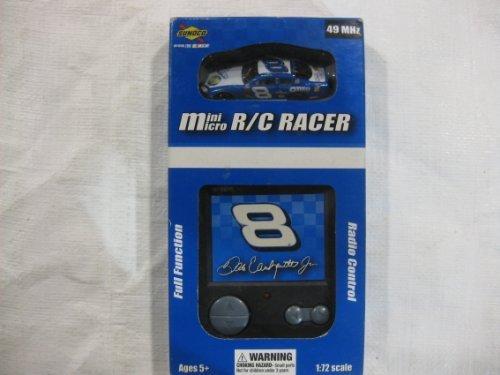 Nascar 49 MHz Die-cast #8 Dale Earnhardt Jr.Oreo Racing Team 1:64 scale Mini Micro R/C Racer Car Made by Team Up International, Inc.
