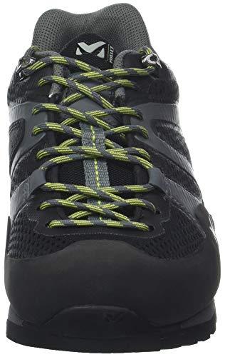Black de Adulto 000 Multicolor Millet Unisex Trident GTX Senderismo Zapatillas Acid Green AqwAB8Of