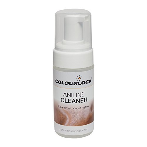COLOURLOCK Aniline Leather Cleaning and Care Kit to protect and waterproof aniline, waxed, oily or pull up leathers on furniture suite, sofas, settee, shoes, jackets, bags and garments by Colourlock (Image #2)
