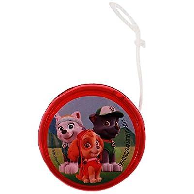 Nickelodeon Paw Patrol Light-Up Kids Toy Yo Yo: Toys & Games