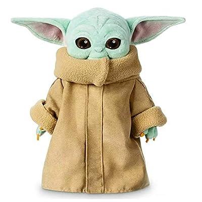 "yoda Disney Star Wars The Mandalorian The Child Plush 11"" Baby Plushie Exclusive: Toys & Games"