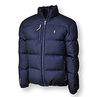 Polo Ralph Lauren Men's Down Jacket Puffer Winter Coat (S