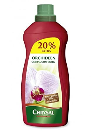 Chrysal - Abono Líquido para orquídeas (listo para usar 1 L: Amazon.es: Jardín