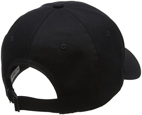 Adulto de Klein Cap Gorra M Metallic 001 Calvin Ck Béisbol Negro Baseball Black Unisex ZvCwUaq