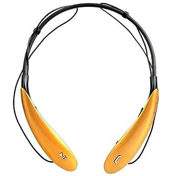 Headset Deportes en la Oreja, Deportes Auriculares Bluetooth inalámbrico Banda para el Cuello Auriculares estéreo