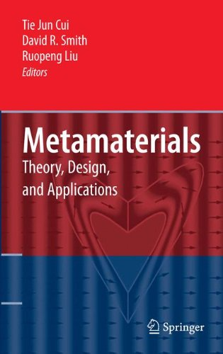 Metamaterials: Theory, Design, and Applications