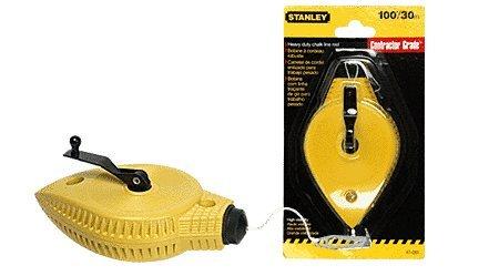 CRL Stanley 100' Professional Chalk Line ST47099