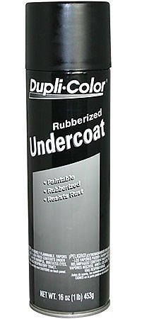 Duplicolor (DUPUC101) Dupli Color Undercoating Paintable Rubberized Undercoat 16 oz. ()