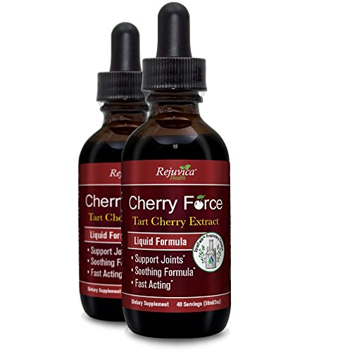 Cheap Cherry Force – Real Tart Cherry | All-Natural Liquid Solution for 2X Absorption | Uric Acid & Inflammation Support (2)