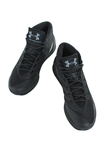 Under Armour - Chaussure de Basketball Under Armour Stephen Curry 3 Noir Pointure - 44.5