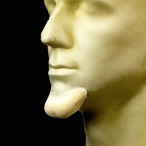 Rubber Wear Foam Latex Prosthetic - Large Witch Chin FRW-015 - Makeup and Theater -