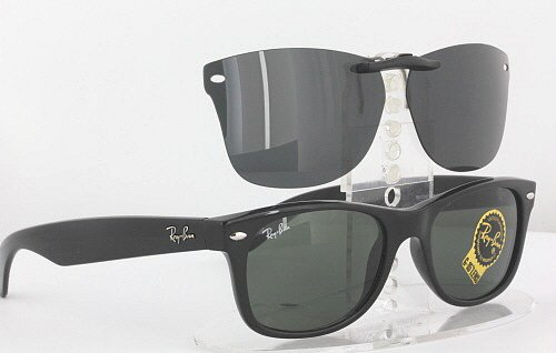 Ray Ban Clip On Sunglasses
