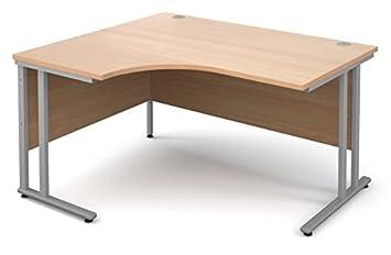 Gamme de meubles de bureau corfield main gauche crescent mm