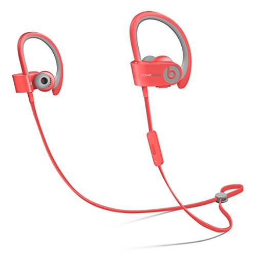 Beats By Dr Dre Powerbeats 2 Wireless Headphone, Pink - Sport Earbuds Beats