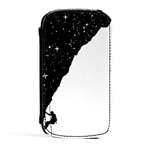 Nightclimbing Sb Premium Faux PU Leather Case Flip Case for Samsung? Galaxy S3 by Balazs Solti + FREE Crystal Clear Screen Protector