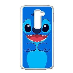 HWGL Blue Smurfs Cell Phone Case for LG G2