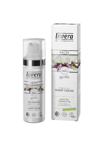 MyAge-Night Cream Lavera Skin Care 1 oz Cream