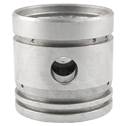 eDealMax aleación de aluminio de 51 mm Diámetro del compresor de aire del motor de émbolo - - Amazon.com