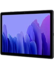"""$239 » Samsung Galaxy Tab A7 10.4"""" 64GB with Wi-Fi + 64GB microSD Memory Card (Gray)"""