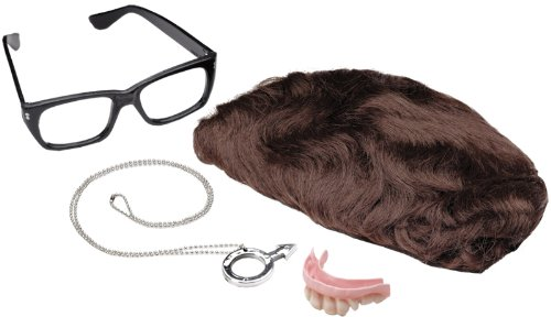 Austin Powers Deluxe Accessories Kit Costume Accessory (60s Costumes Guys)