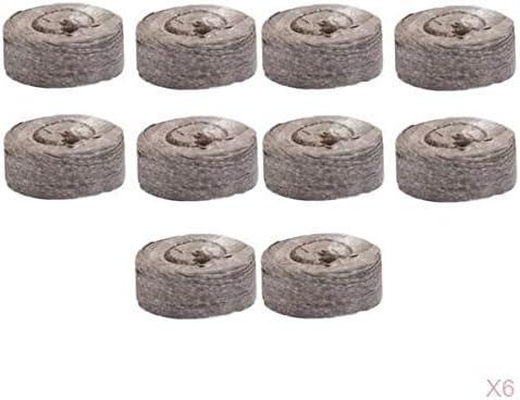 培養土 タネまき土 タネブロック 育苗ブロック 60個 通気性 便利性 家庭 室内用