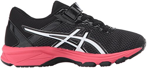 Asics Unisex-Kind Gt-1000 6 PS Schuhe Dark Grey/White/Rouge Red