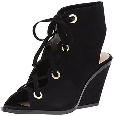 NINE WEST Women's Quasso Fabric Fashion Boot