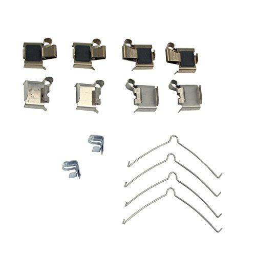 (Beck Arnley 084-1375 Disc Brake Hardware Kit)