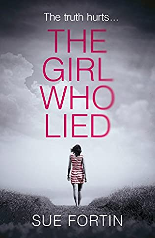 book cover of The Girl Who Lied
