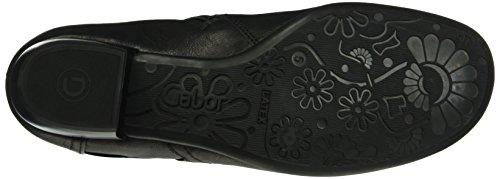 Negro Gabor para Comfort Botines Schwarz Basic micro Shoes Mujer rTxrY