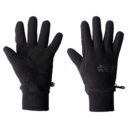 Columbia Bases (Jack Wolfskin Vertigo Glove, Black, X-Small)