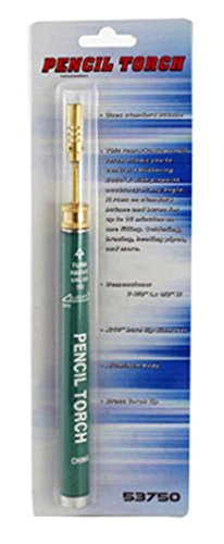 [해외]SE - Torch - Butane, Pencil, Refillable, 7.5in. /SE - Torch - Butane, Pencil, Refillable, 7.5in. - MT150K