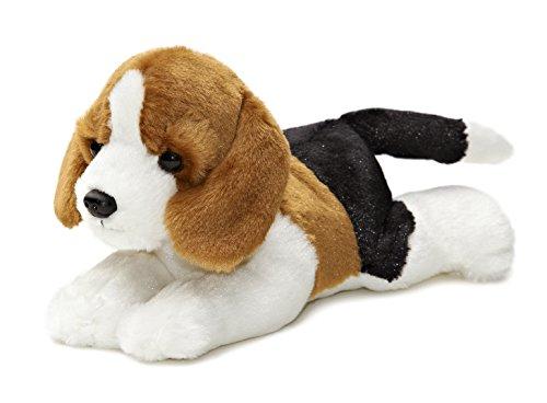 Aurora World 31185 Homer (Beagle) Plush Toy, 8