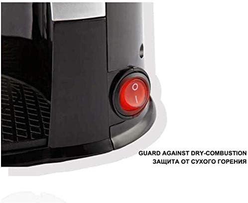 Cafetière Machine à café Cup machine automatique tasse de thé en céramique unique goutte à goutte café Pot 300W café infusé 2 minutes poudre