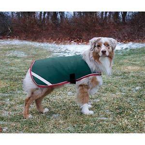 - Rambo Waterproof Dog Blanket 100g XX-Large Green/R