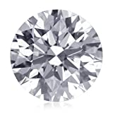 Real Rare Natural 0.43 Carat Rothem Certified F VVS1 Loose Wholesale Round Brilliant Cut Diamond Earth Mined for Engagement Ring Pendant or Necklace Solitaire Bridal Gold Jewelry Birthday 29846099