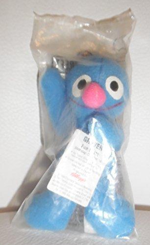 - Sesame Street Mini Bean Plush - Grover - from Kellogg's