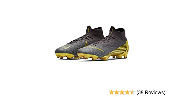 separation shoes cd075 bbc5e Nike Unisex Adults Mercurial Superfly 6 Elite FG Soccer Cleats