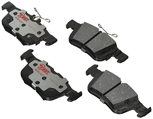 eht1665h enhanced technology friction pads brake pad