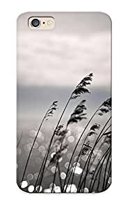 [4ee583c694]premium Phone Case For Iphone 6/ Grass Night Nature Bokeh Sea Ocean Tpu Case Cover(best Gift Choice)