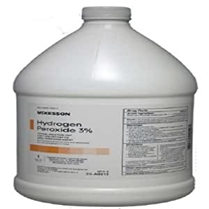 Hydrogen Peroxide Topical Solution USP (3%)