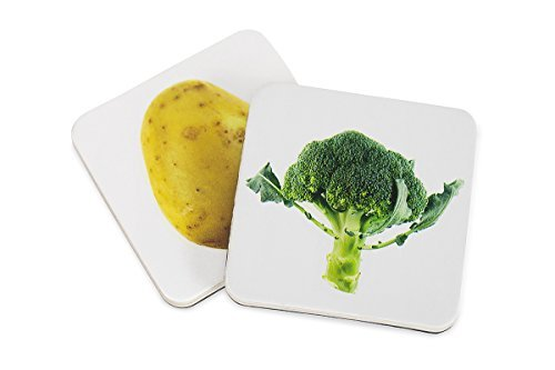 Collectible Magnet (First Vegetables Collectible Wooden Magnet Set)