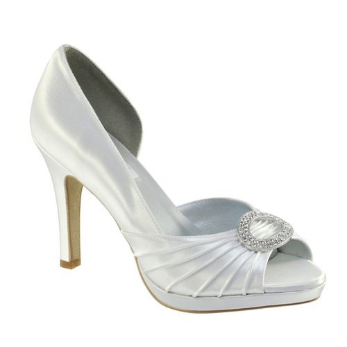 Dyeables Mujeres Halle Platform Pump