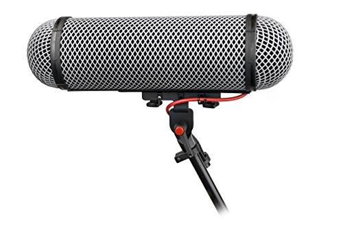 Rycote Shotgun Mic (Rycote Windshield Kit for Sennheiser MKH416 and Other Select Shotgun Microphones)