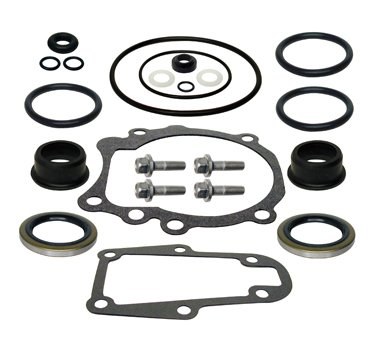 Omc Seal - OMC COBRA LOWER GEARCASE SEAL KIT (2.3L & 3.0L) | GLM Part Number: 87655; Sierra Part Number: 18-2671; OMC Part Number: 985612